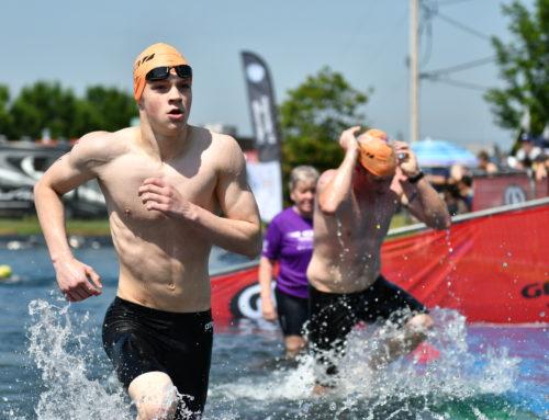 7e édition du Triathlon de Victoriaville Sani Marc