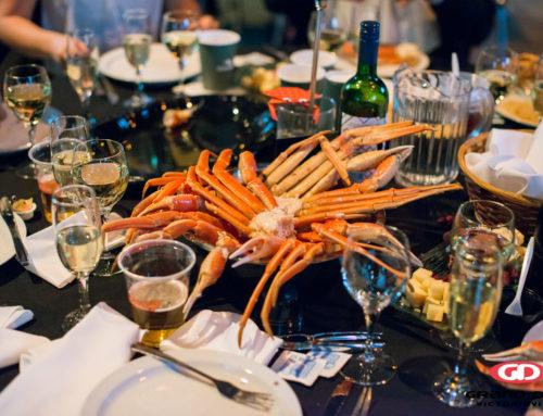 Crabe à volonté pour contribuer à une société en santé